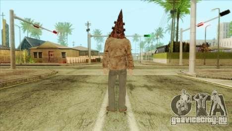 Bogeyman Alex Shepherd Skin without Flashlight для GTA San Andreas второй скриншот