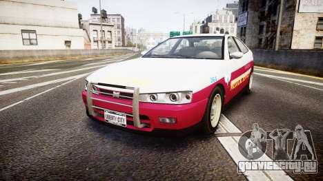 Dinka Chavos Paramedic для GTA 4