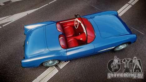 Mafia II Shubert Frigate [EPM] для GTA 4 вид справа