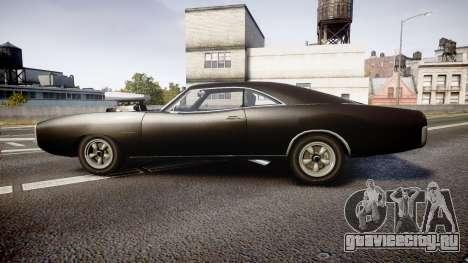 Imponte Dukes Fast and Furious Style для GTA 4 вид слева