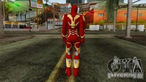 Iron Man Mark 43 Svengers 2 для GTA San Andreas второй скриншот
