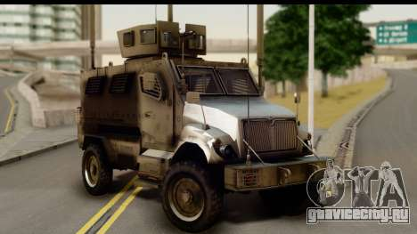 International MaxxPro MRAP для GTA San Andreas