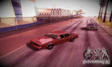 Ebin 7 ENB для GTA San Andreas