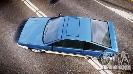 Dinka Blista Compact R для GTA 4 вид справа