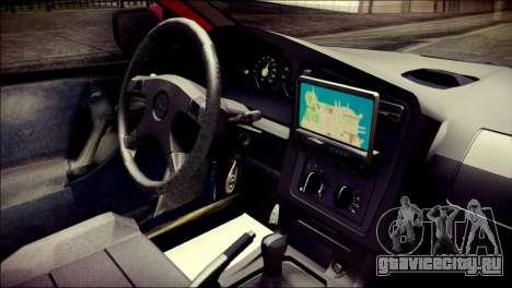 Opel Astra G Caravan для GTA San Andreas вид справа