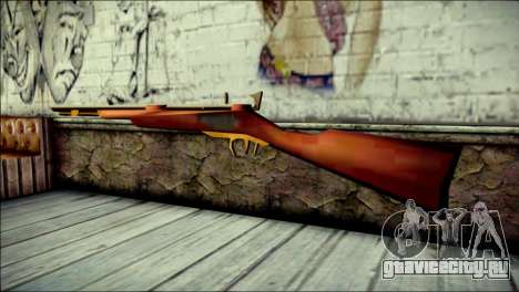 Tokisaki Kurumi Rifle для GTA San Andreas второй скриншот