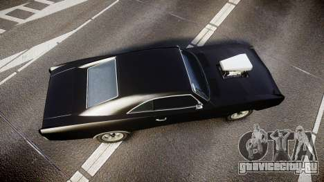 Imponte Dukes Fast and Furious Style для GTA 4 вид справа