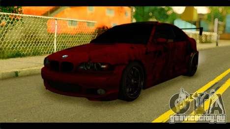 BMW 330 Tuning Red Dragon для GTA San Andreas