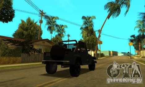 Mesa Final для GTA San Andreas салон