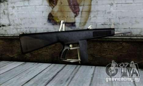 AA-12 Weapon для GTA San Andreas второй скриншот