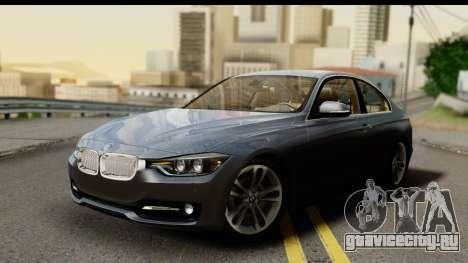 BMW 335i Coupe 2012 для GTA San Andreas
