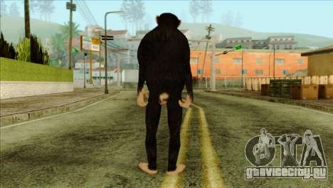 Monkey Skin from GTA 5 v1 для GTA San Andreas второй скриншот