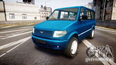 УАЗ-3165 Симба для GTA 4