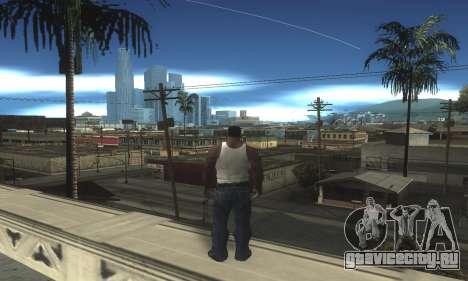 ENB v1.9 & Colormod v2 для GTA San Andreas второй скриншот