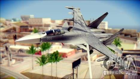 SU-37 Hexagon Madness для GTA San Andreas