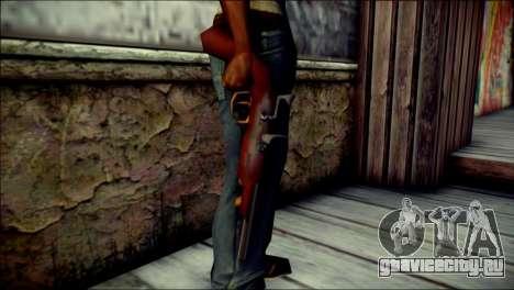Tokisaki Kurumi Desert Eagle для GTA San Andreas третий скриншот