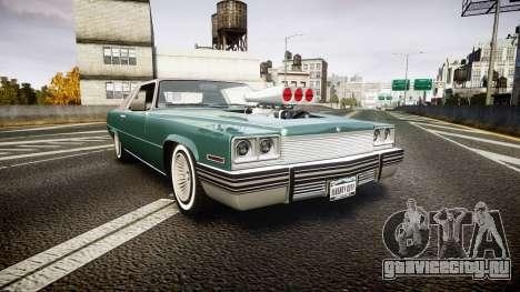 Albany Manana GTA V Style для GTA 4
