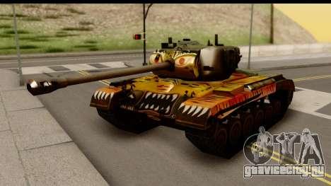 M26 Pershing Tiger для GTA San Andreas