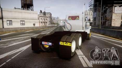 Mack R700 для GTA 4