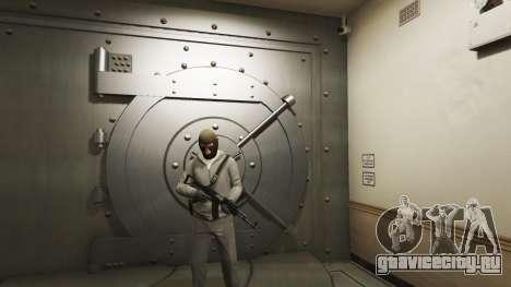 Ограбление банка v0.2b для GTA 5 третий скриншот