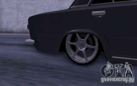 ВАЗ 2101 БПАN для GTA San Andreas вид слева