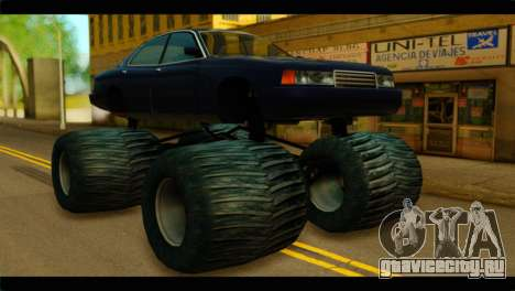 Monster Merit для GTA San Andreas
