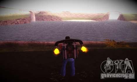 Ebin 7 ENB для GTA San Andreas третий скриншот
