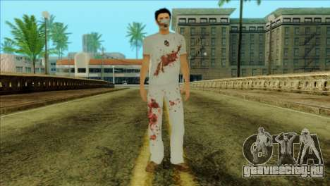 ER Alex Shepherd Skin without Flashlight для GTA San Andreas