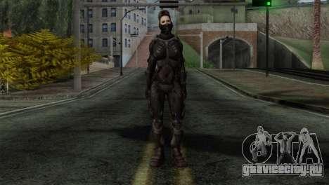 Jefa Suprema from Loquendo Stories для GTA San Andreas