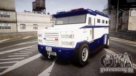 GTA V Brute Police Riot [ELS] skin 3 для GTA 4