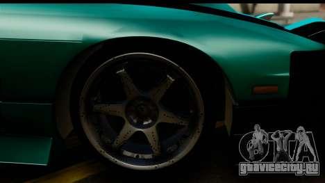 Nissan 200SX S13 Skin для GTA San Andreas вид справа
