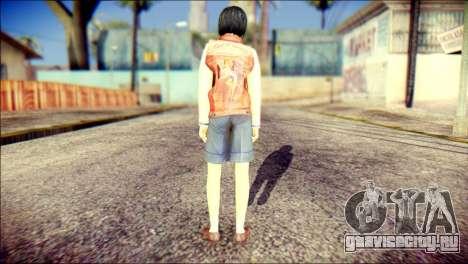 Sofia Child Skin для GTA San Andreas второй скриншот