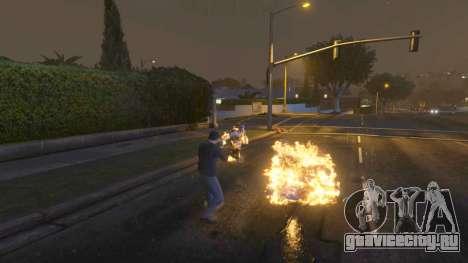 Grand Theft Zombies v0.1a для GTA 5 второй скриншот