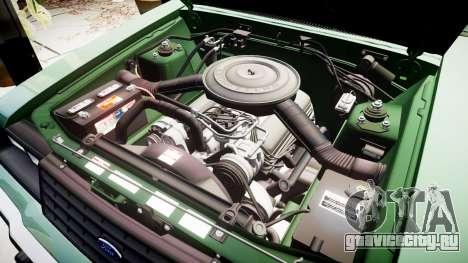Ford LTD LX 1985 v1.6 для GTA 4 вид сверху