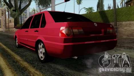Volkswagen Santana для GTA San Andreas вид слева
