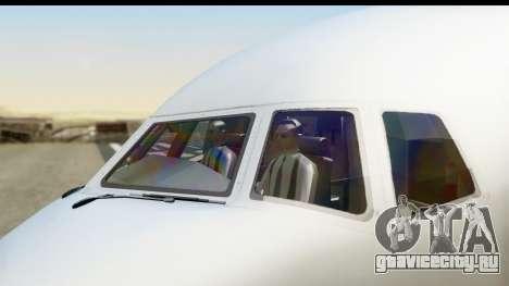 Boeing 777-200ER American Airlines для GTA San Andreas вид справа