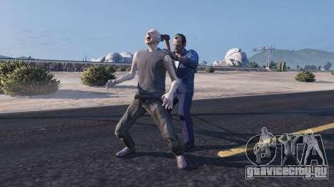 Покушение для GTA 5 второй скриншот