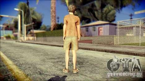 Joshua Shepherd SH Homecomimg для GTA San Andreas второй скриншот