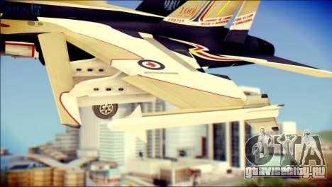 FA-18D Hornet RCAF для GTA San Andreas вид справа