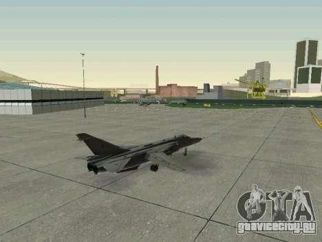 СУ 24 МР для GTA San Andreas вид сверху