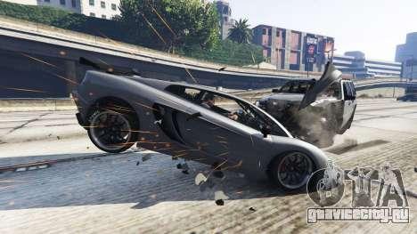 Ремень безопасности v1.1 для GTA 5 второй скриншот