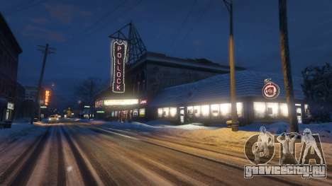 Путешествие в северный Янктон для GTA 5 второй скриншот