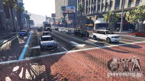 Больше трафика и населения для GTA 5 второй скриншот