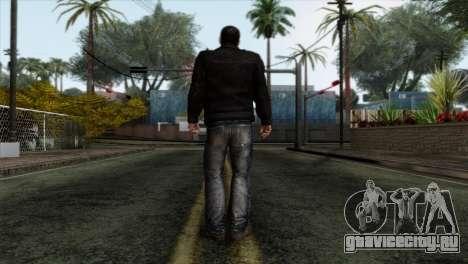 Daniel Garner Skin для GTA San Andreas второй скриншот