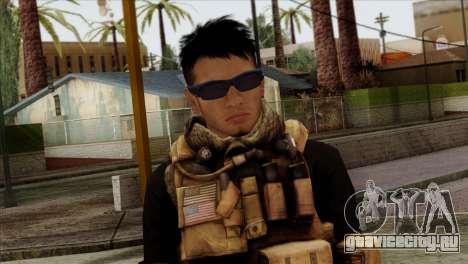 Medic from PMC для GTA San Andreas третий скриншот