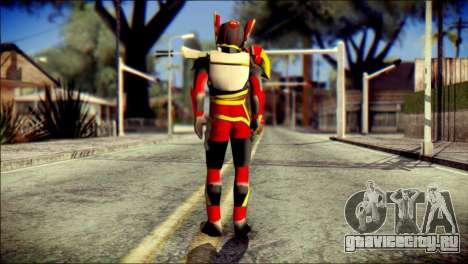 Satria Garuda Bima X для GTA San Andreas второй скриншот
