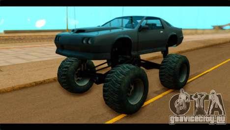 Monster Buffalo для GTA San Andreas