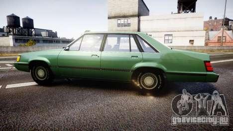 Ford LTD LX 1985 v1.6 для GTA 4 вид слева