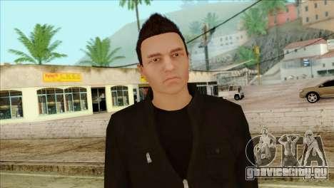 Claude from GTA 5 для GTA San Andreas третий скриншот
