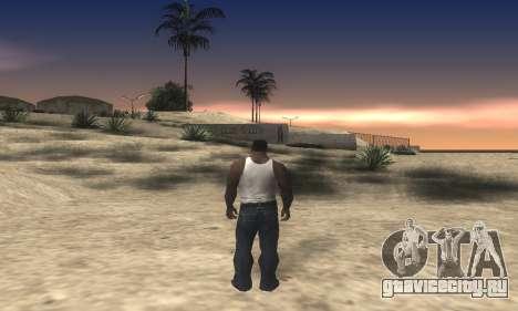 ENB v1.9 & Colormod v2 для GTA San Andreas пятый скриншот